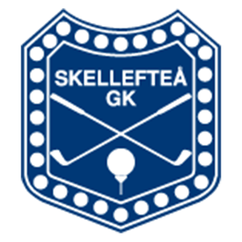 Logo of golf course named Skelleftea Golfklubb