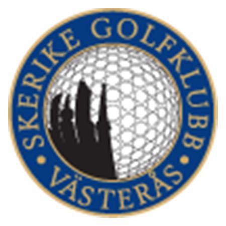 Logo of golf course named Skerike Golfklubb