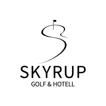 Logo of golf course named Skyrup Golfklubb