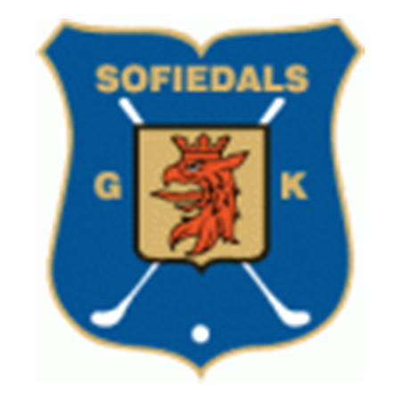Logo of golf course named Sofiedals Golfklubb