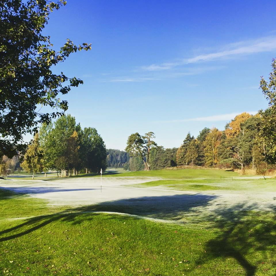 Overview of golf course named Sollentuna Golfklubb