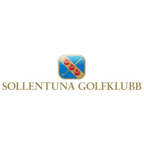 Logo of golf course named Sollentuna Golfklubb