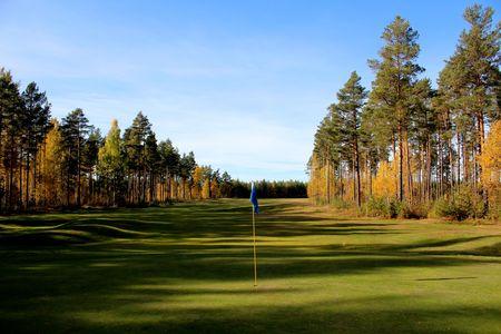 Sollero Golfklubb Cover Picture