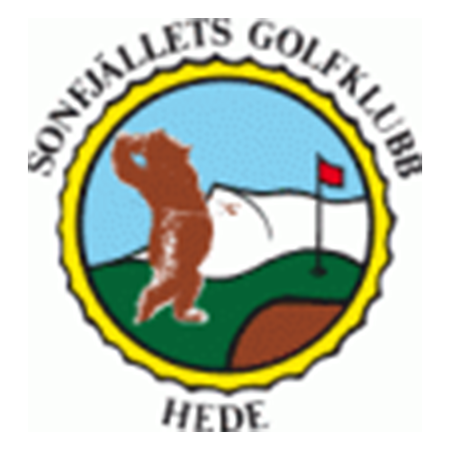 Logo of golf course named Sonfjallets Golfklubb