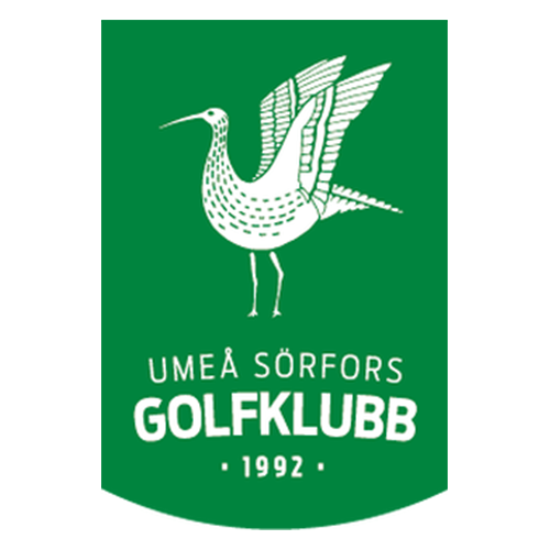 Logo of golf course named Sorfors Golfklubb