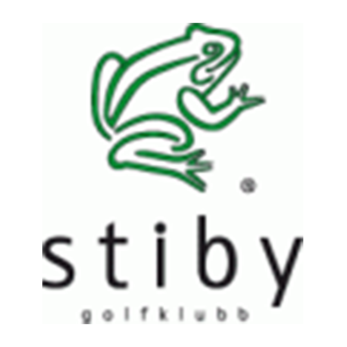 Logo of golf course named Stiby Golfklubb