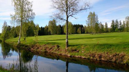 Stjernfors Golfklubb and P&p Cover