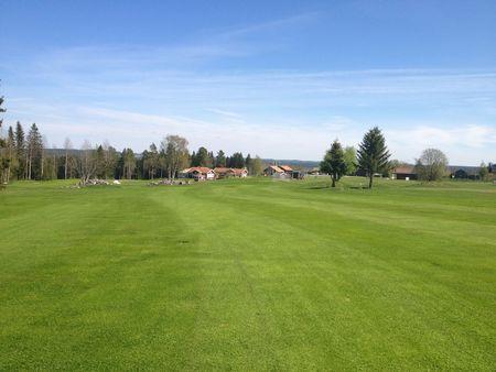 Storsjobygdens Golfklubb Cover