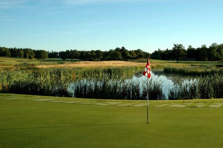 Strangnas Golfklubb Cover Picture