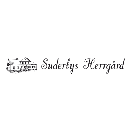 Logo of golf course named Suderbys Herrgard and Golf P&p
