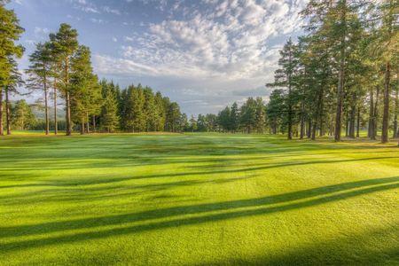 Sundsvalls golfklubb cover picture