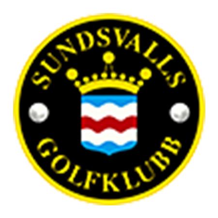 Logo of golf course named Sundsvalls Golfklubb