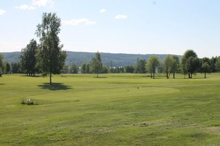 Overview of golf course named Sunne Golfklubb