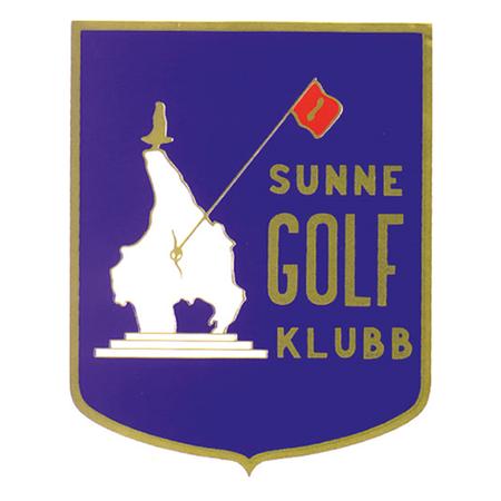 Logo of golf course named Sunne Golfklubb