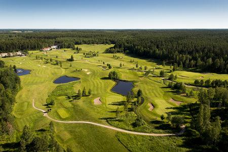 Surahammars Golfklubb Cover Picture