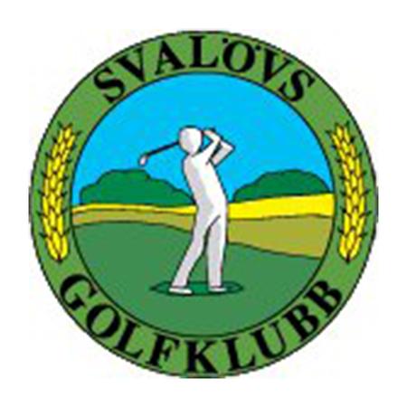 Logo of golf course named Svalovs Golfklubb