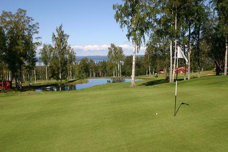 Tallbergsbyarnas Golfklubb Cover