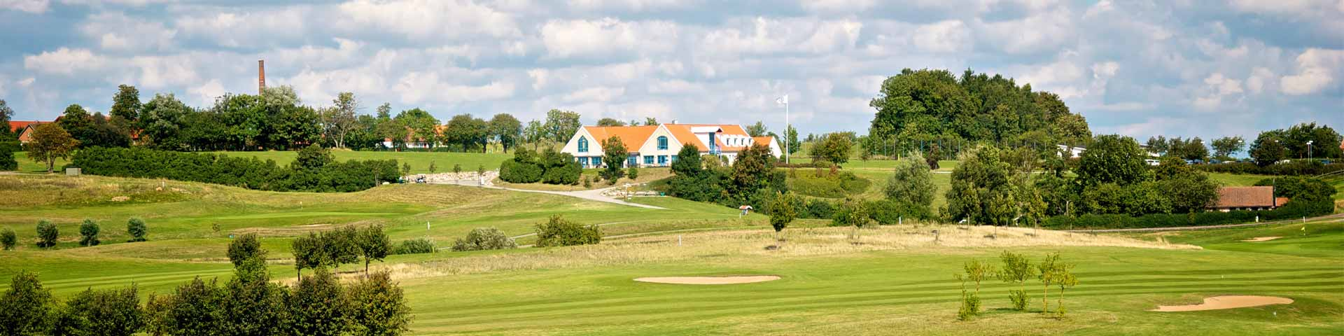 Overview of golf course named Tegelberga Golfklubb