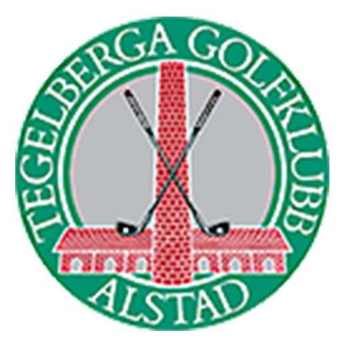 Logo of golf course named Tegelberga Golfklubb