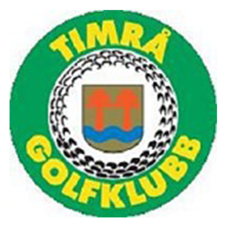 Logo of golf course named Timra Golfklubb