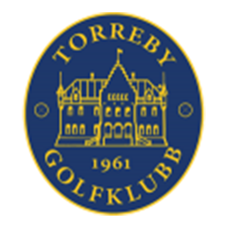 Logo of golf course named Torreby Golfklubb