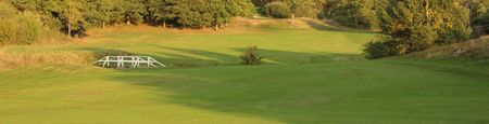 Overview of golf course named Torshalla Golfklubb