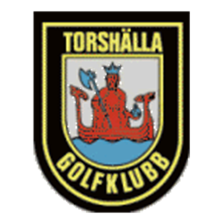 Logo of golf course named Torshalla Golfklubb