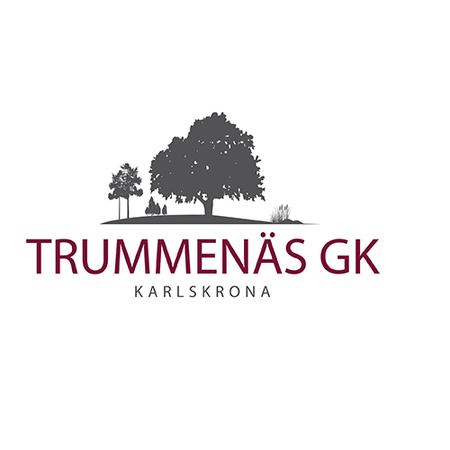 Logo of golf course named Trummenas Golfklubb