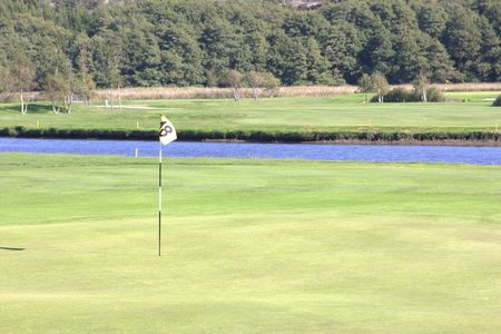 Uddevalla golfklubb cover picture