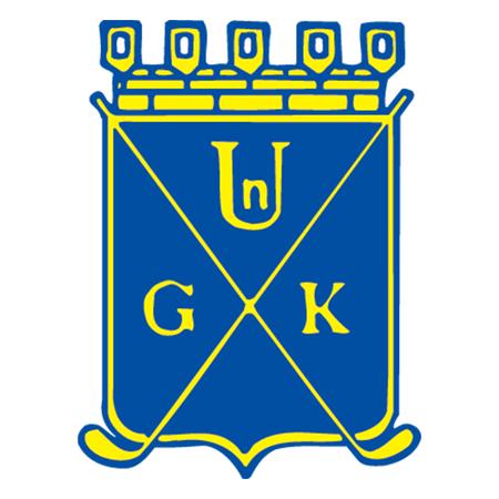 Logo of golf course named Ulricehamns Golfklubb