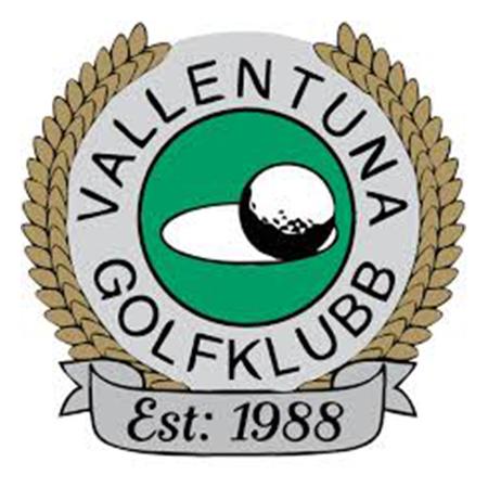 Logo of golf course named Vallentuna Golfklubb