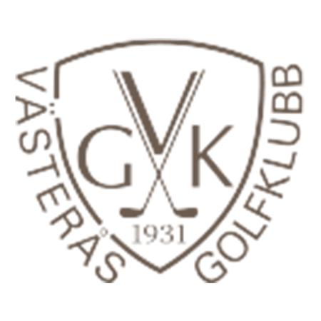 Logo of golf course named Vasteras Golfklubb