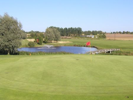 Overview of golf course named Vellinge Golfklubb