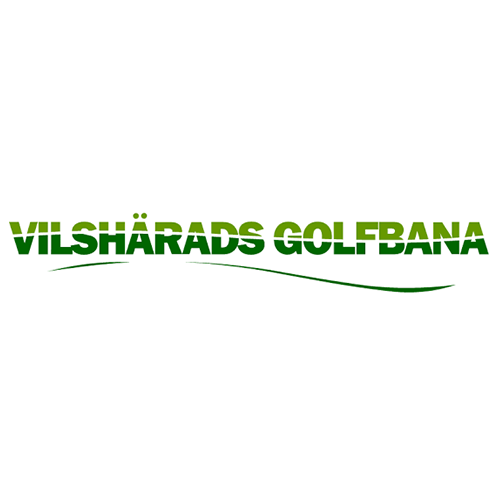 Logo of golf course named Vilsharads Golfbana P&p