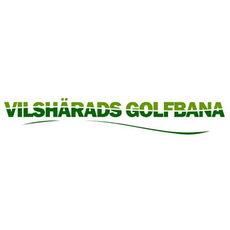 Logo of golf course named Vilsharads Golfbana P&p