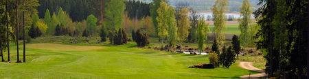 Overview of golf course named Vingakers Golfklubb