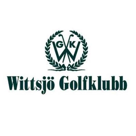 Logo of golf course named Wittsjo Golfklubb