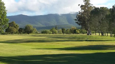 Adelaide Golf Club Cover Picture