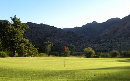 Ceres Golf Club Cover Picture