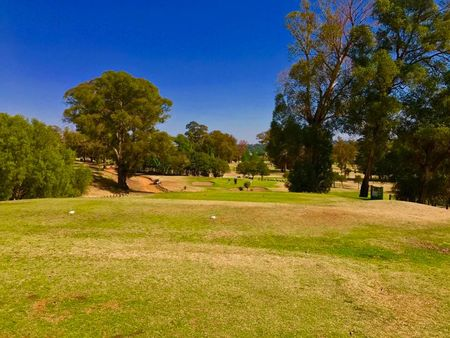 Crown Mines Golf Club Cover Picture
