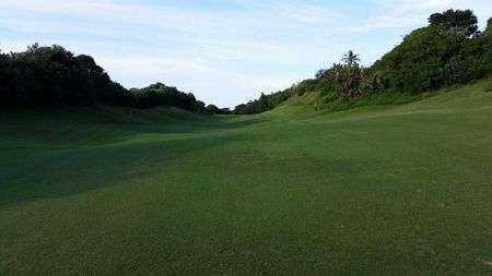 Overview of golf course named Durban Golf Club