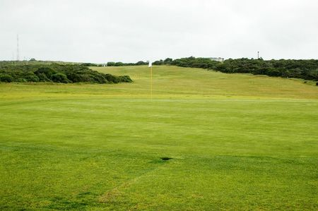 Overview of golf course named Gansbaai Golf Club