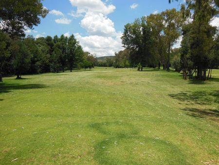 Goldfields West Golf Club Cover Picture