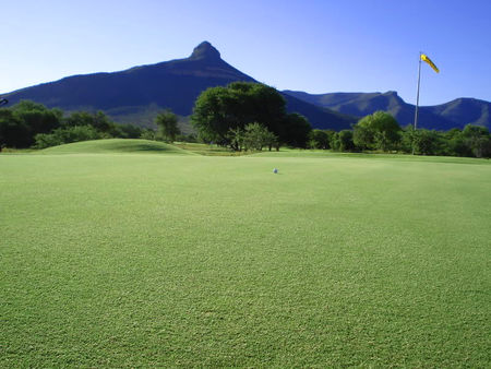 Overview of golf course named Graaff Reinet Golf Club