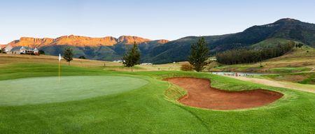 Katberg Eco Golf Course Cover