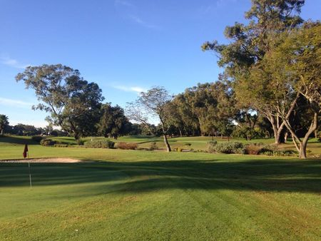 King David Golf Club Cover Picture