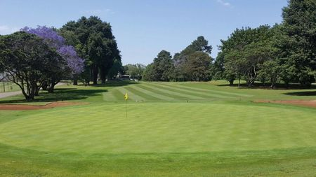 Overview of golf course named Kloof Country Club