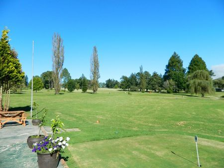 Kokstad Golf Club Cover Picture
