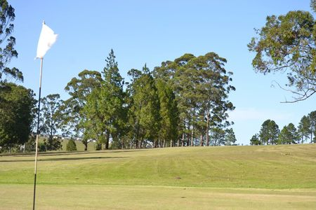 Overview of golf course named Komga Sports Club