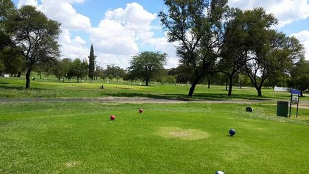 Kroonstad country club cover picture